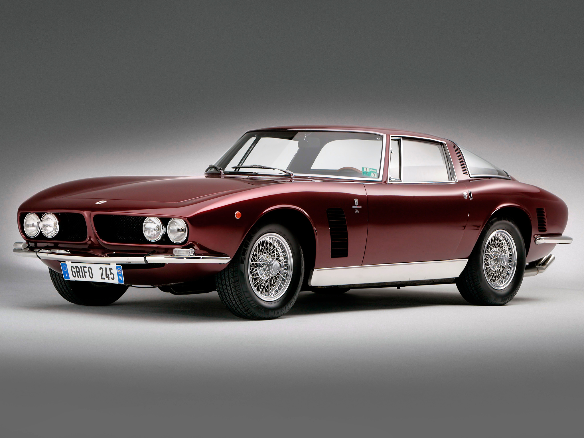 Car Colors 2017 >> 1965 Iso Grifo supercar classic wallpaper | 2048x1536 | 151163 | WallpaperUP