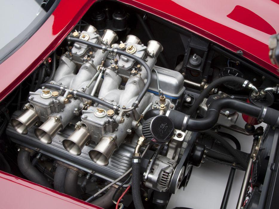 1965 Iso Rivolta Daytona race racing supercar engine          g wallpaper