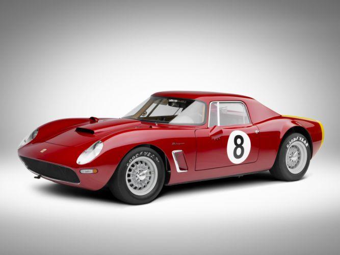 1965 Iso Rivolta Daytona race racing supercar fa wallpaper