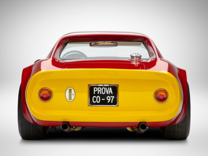 1965 Iso Rivolta Daytona race racing supercar g wallpaper