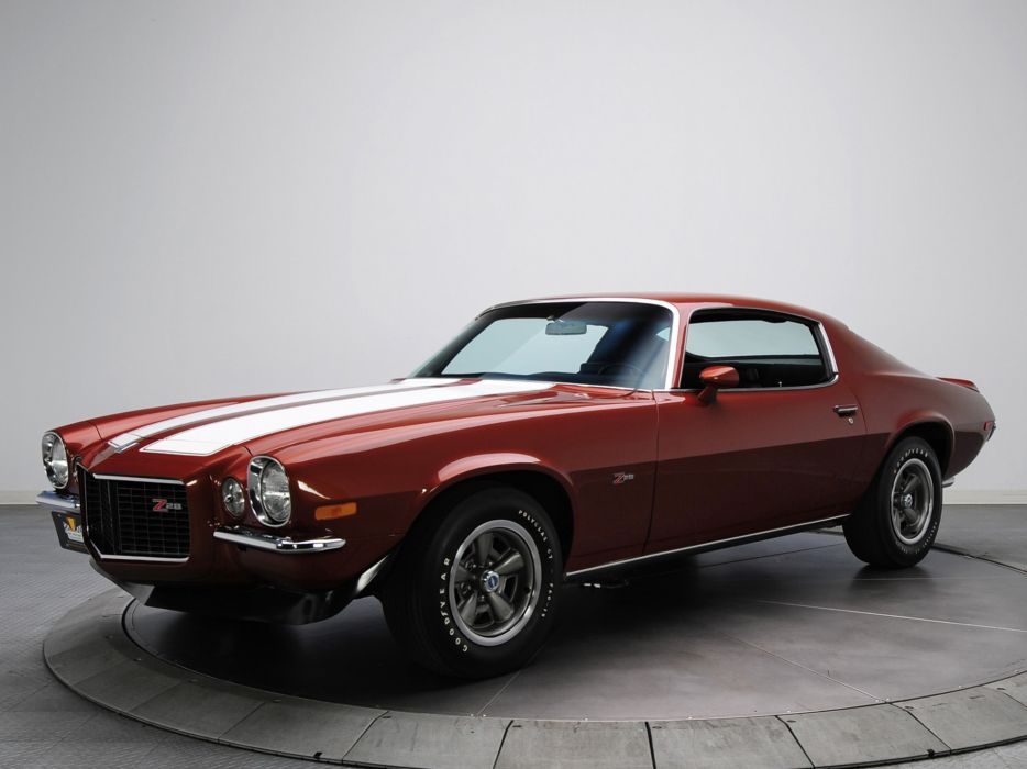 1970 Chevrolet Camaro Z28 RS muscle classic r-s wallpaper