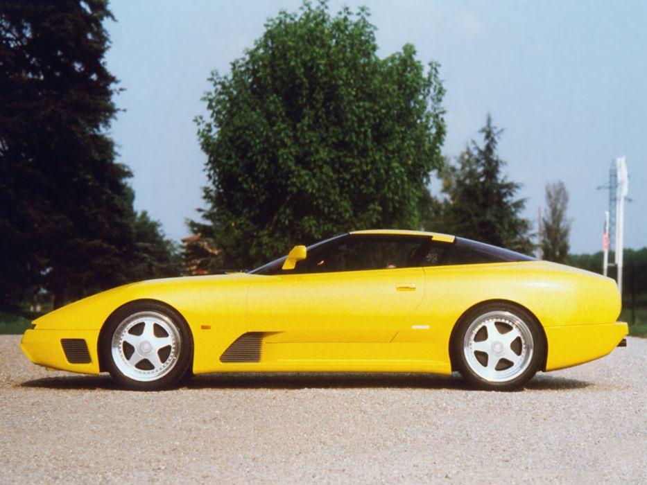 1991 Iso Grifo 90 supercar 9-0 wallpaper