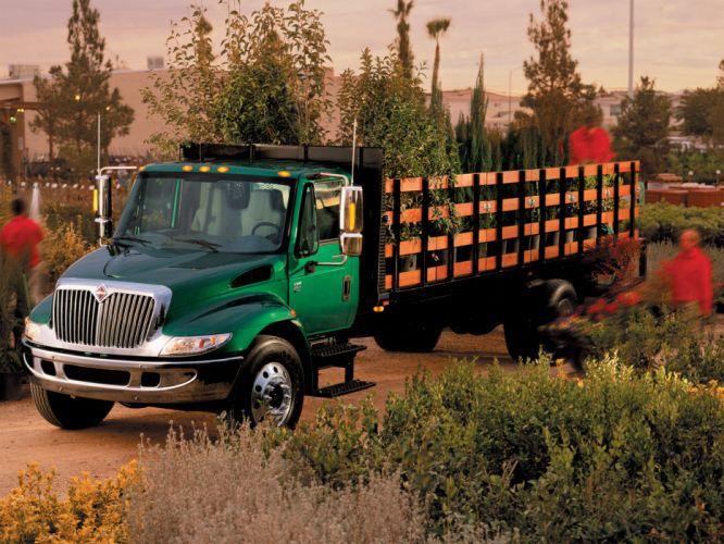2002 International DuraStar 4300 semi tractor rw wallpaper