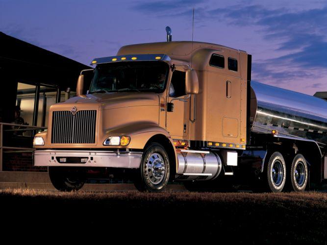 2004 International 9200i semi tractor hd wallpaper