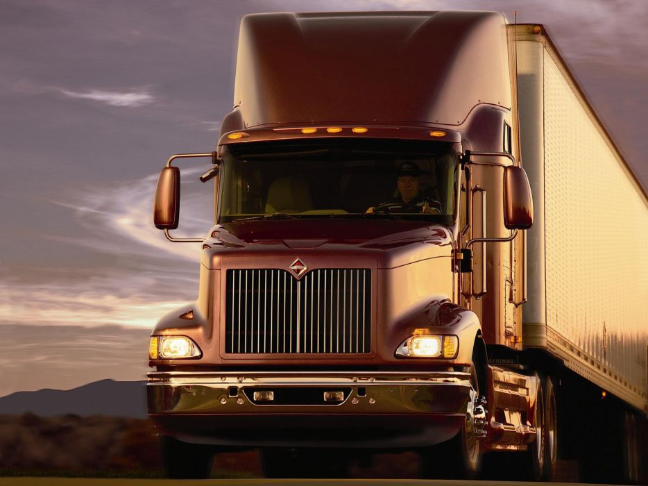 2004 International 9400i semi tractor   t wallpaper