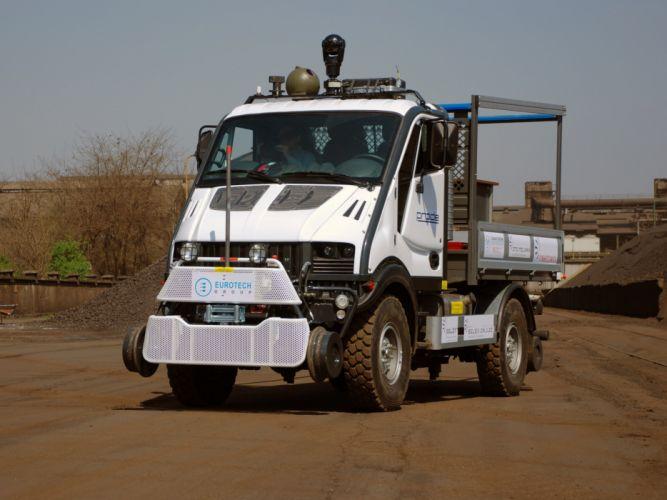 2010 Bremach T-Rex Double Cab SEMA by RBP 4x4 semi tractor y wallpaper