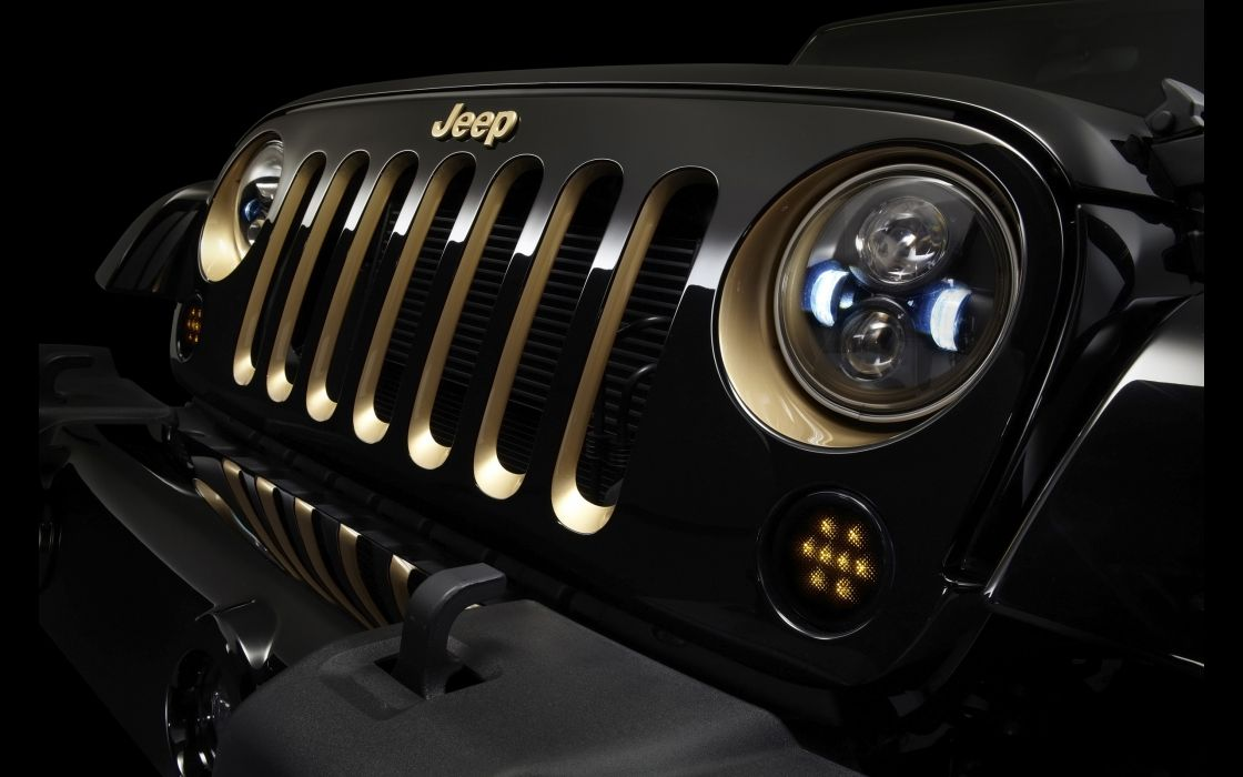 2012 Jeep Wrangler Dragon Edition 4x4 Concept   fa wallpaper