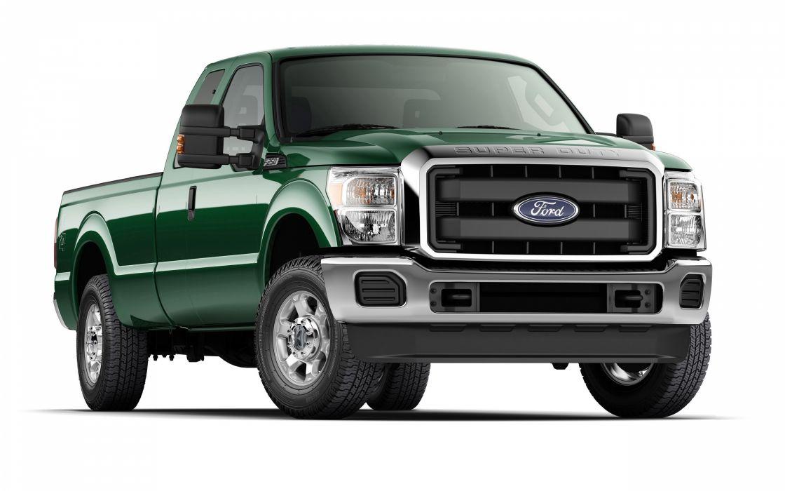 2014 Ford F-Series Super Duty pickup   jj wallpaper