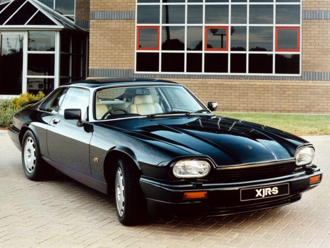 1989 Jaguar XJR-S 6_0 by JaguarSport luxury supercar xjr ds wallpaper