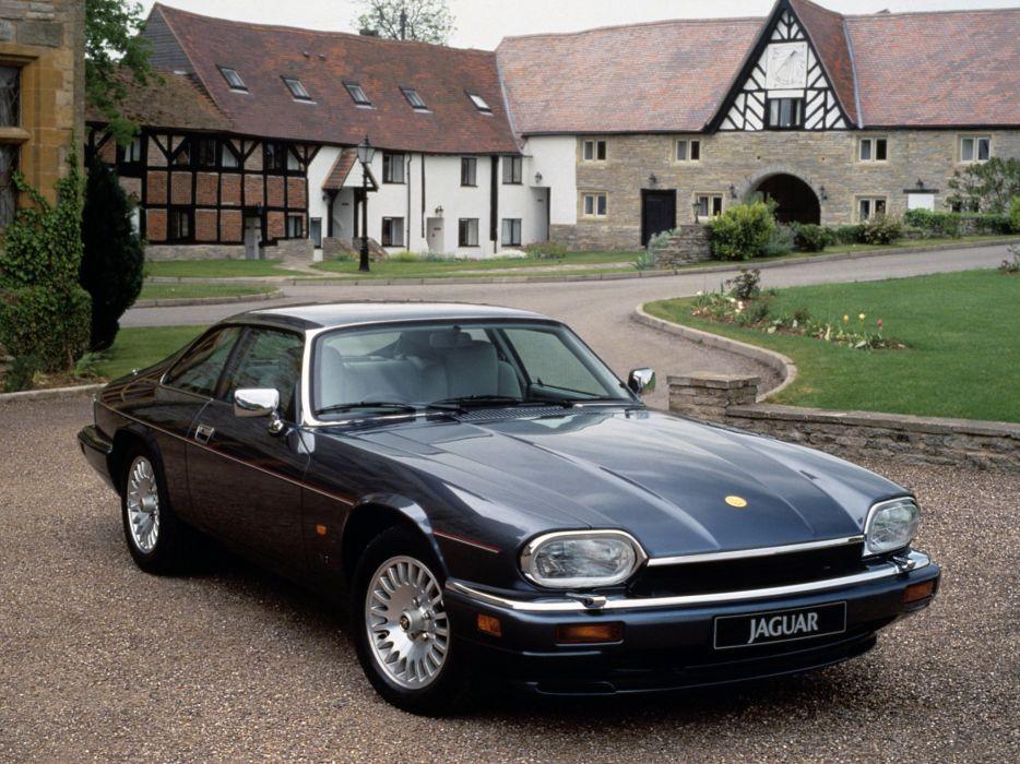 1996 Jaguar XJS luxury   d wallpaper