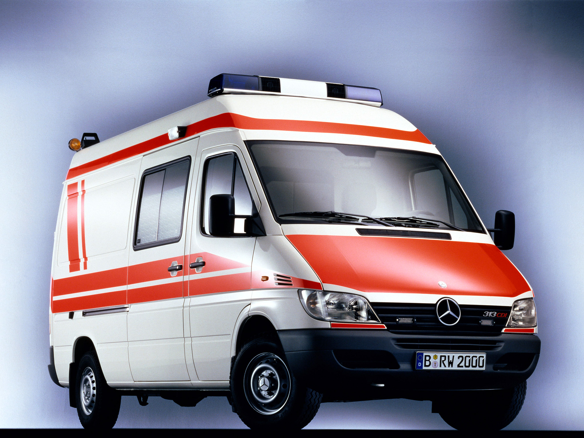 2000 mercedes benz sprinter ambulance emergency wallpaper for Mercedes benz emergency