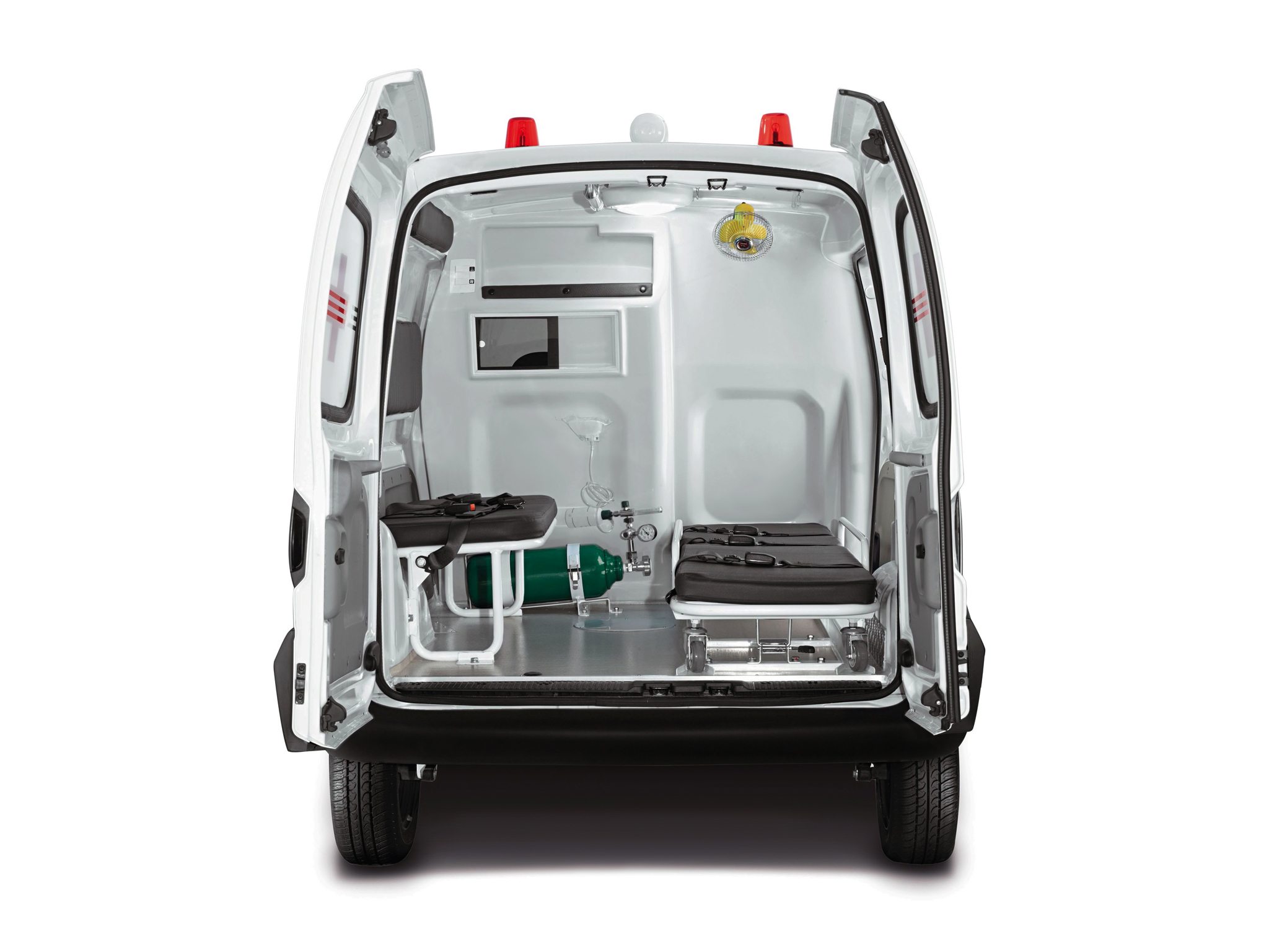 2008 Renault Kangoo Express Ambulancia BR-spec ambulance emergency