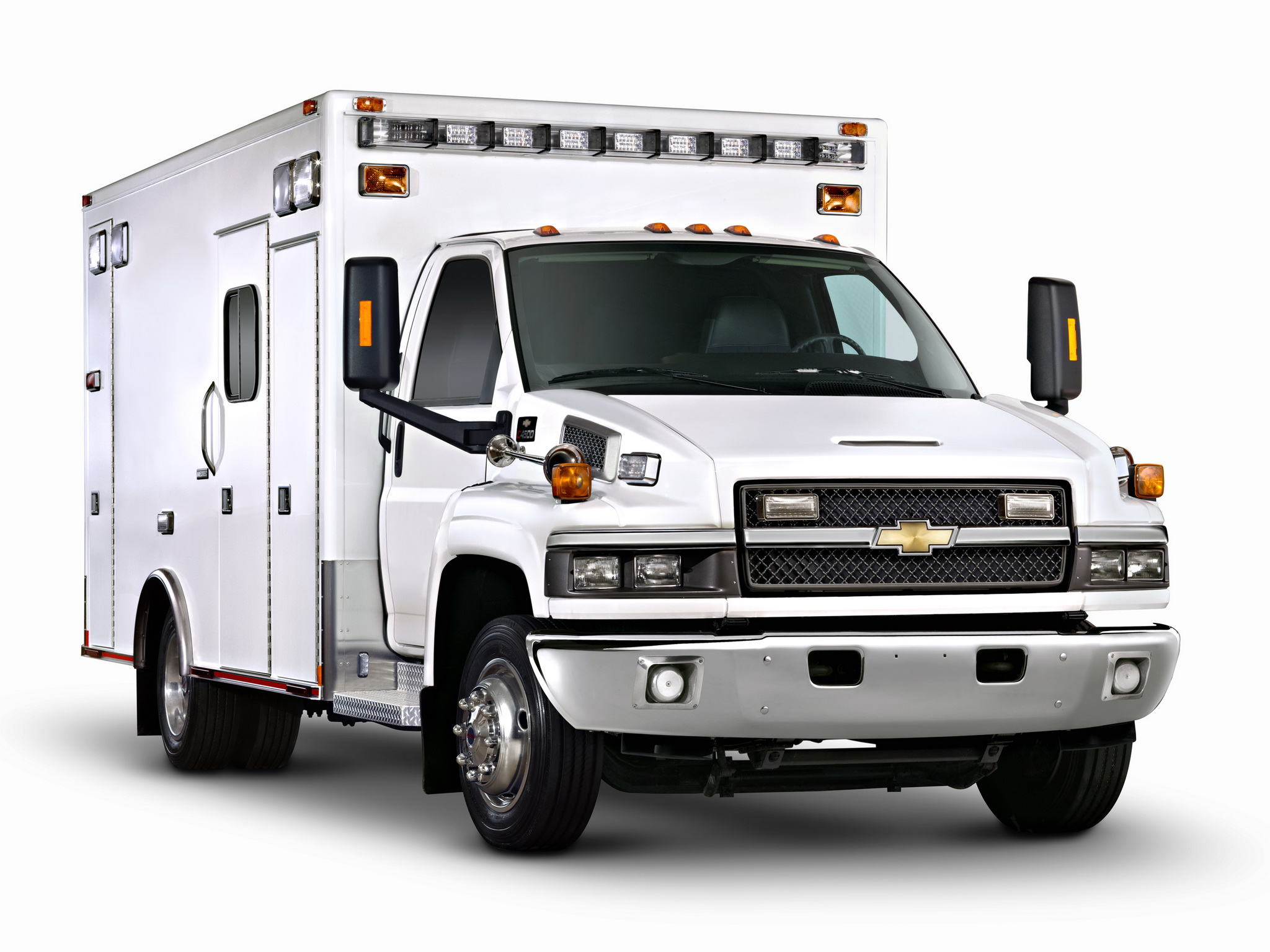 2010 Chevrolet Express C4500 Ambulance emergency firetruck