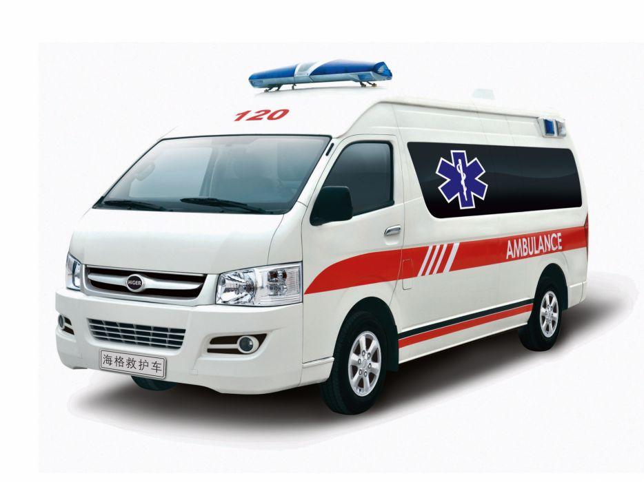 2010 Higer KLQ5030XJHQ Ambulance emergency wallpaper