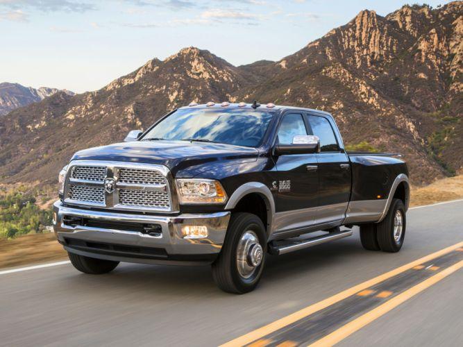 2012 Dodge Ram 3500 Laramie Crew Cab 4x4 pickup d wallpaper