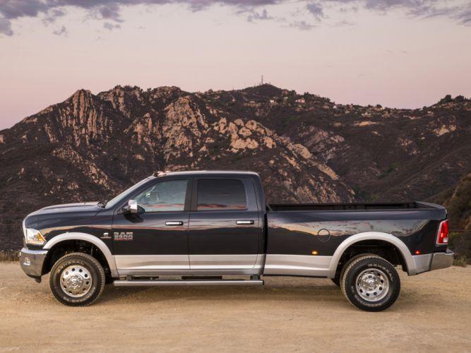 2012 Dodge Ram 3500 Laramie Crew Cab 4x4 pickup s wallpaper