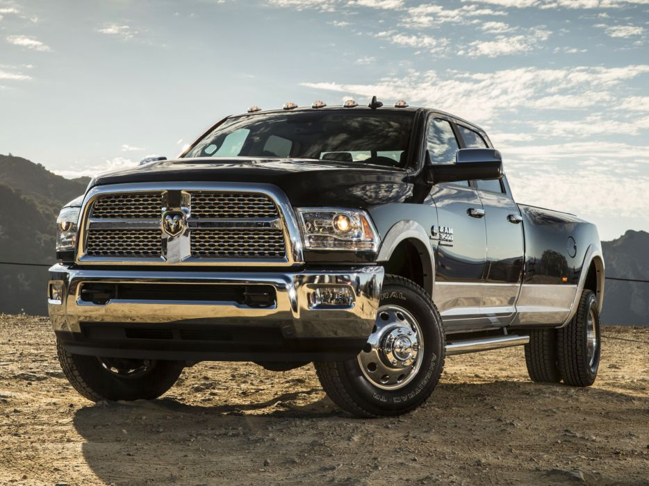2012 Dodge Ram 3500 Laramie Crew Cab 4x4 pickup wallpaper