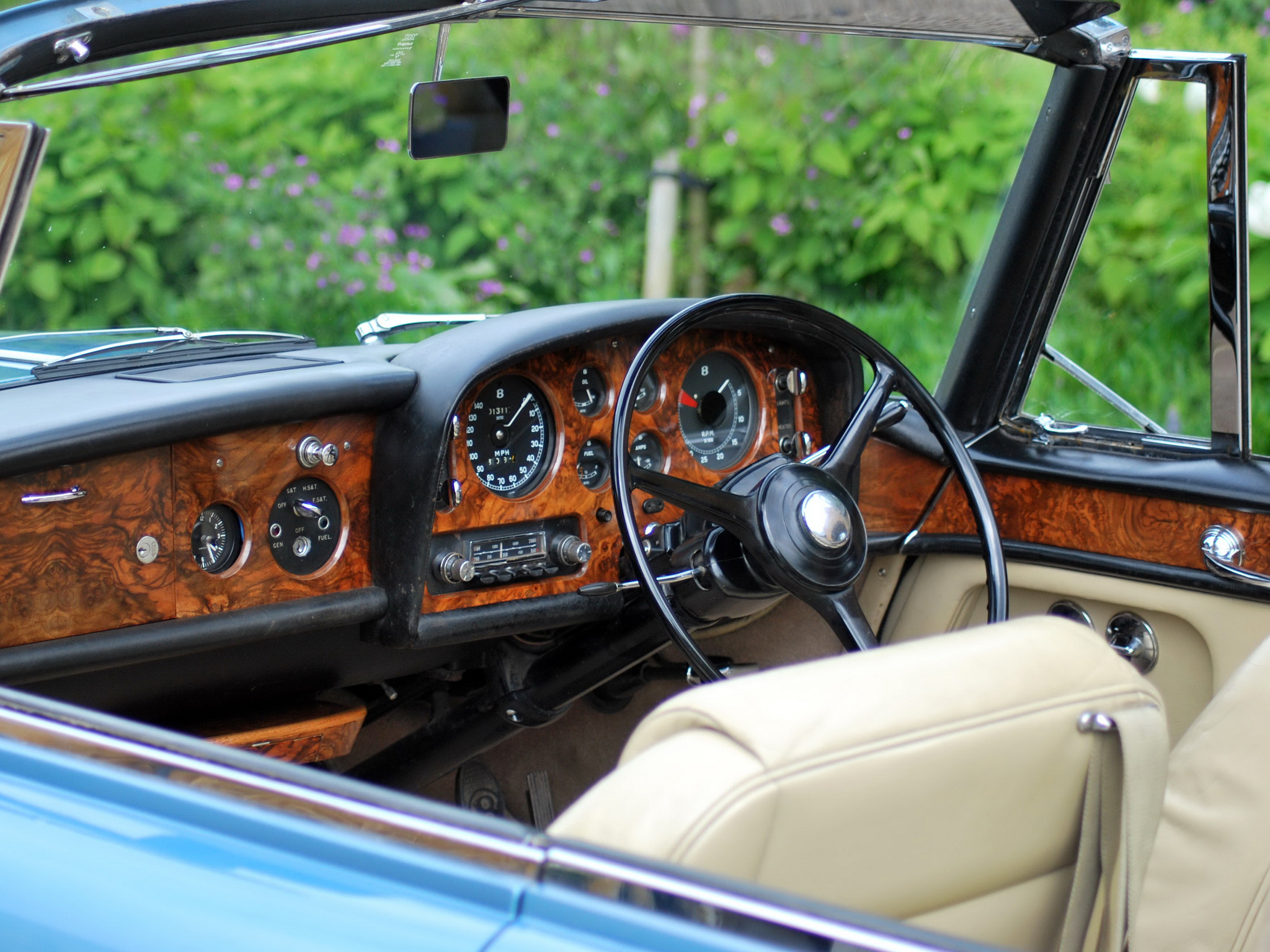 1962 Bentley S3 Continental Convertible By Mulliner Park