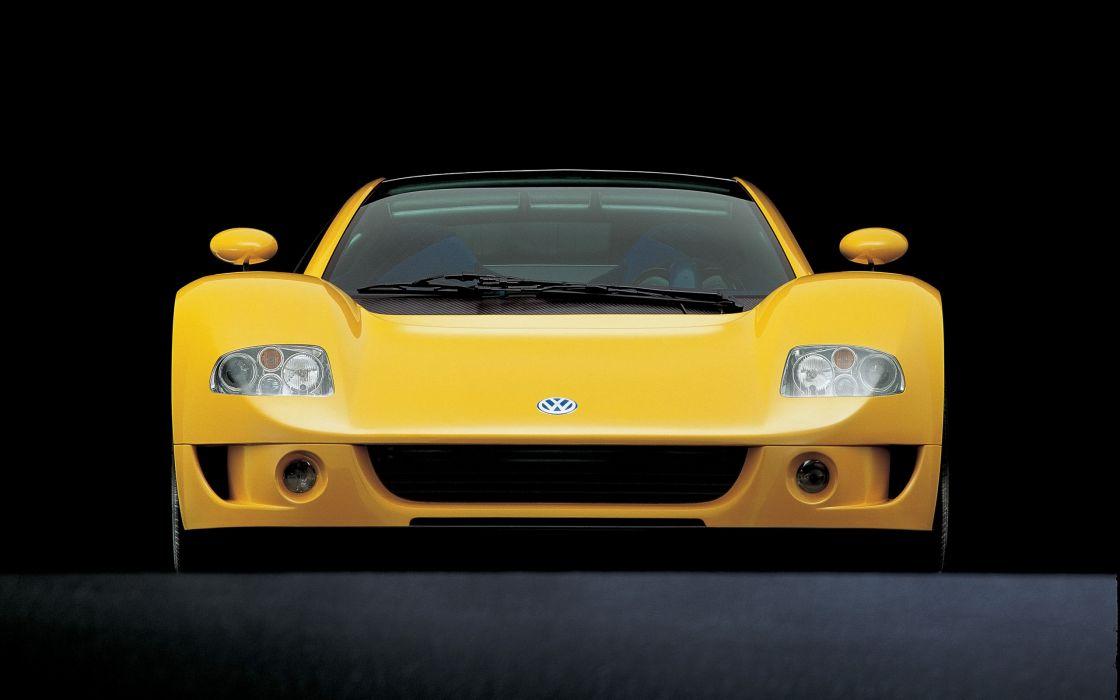 1997 Volkswagen W12 Syncro supercar wallpaper