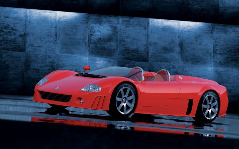 1998 Volkswagen W12 Roadster supercar g wallpaper