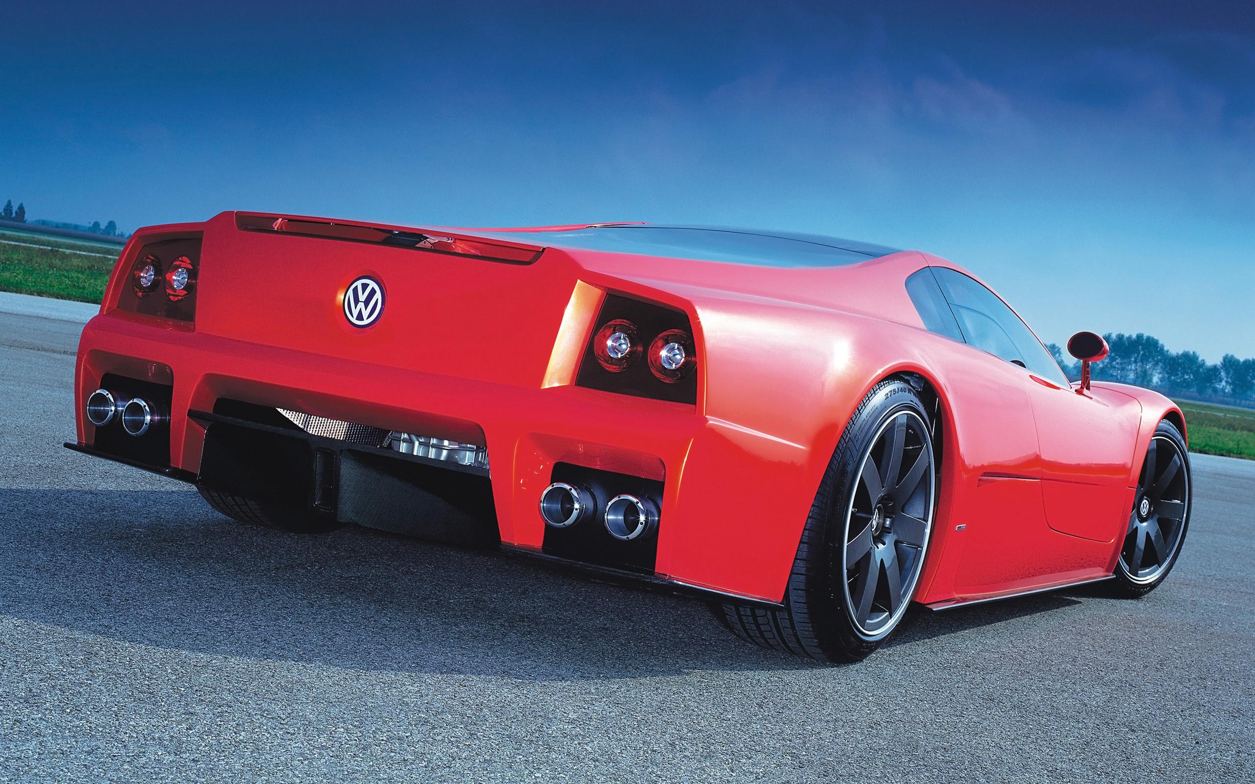 Volkswagen Nardo Supercar G Wallpaper