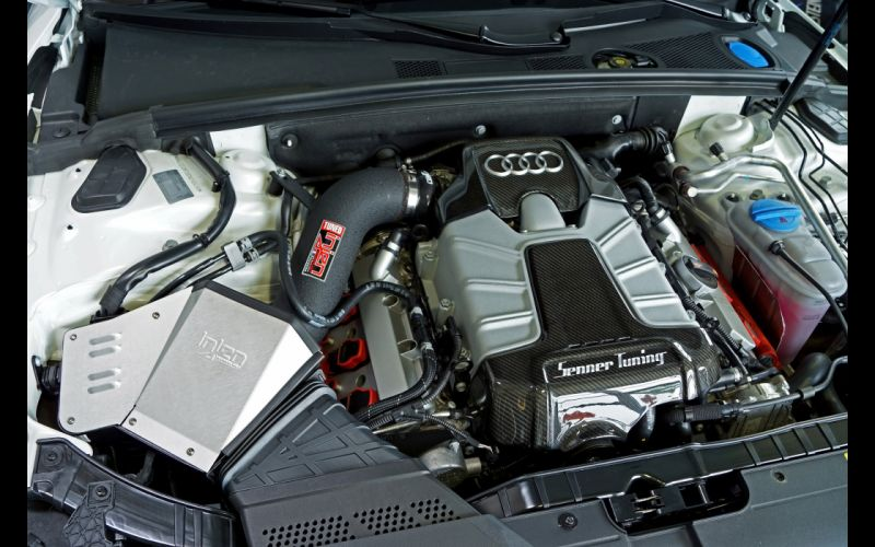 2013 Senner Tuning Audi S5 Coupe tuning s-5 engine g wallpaper