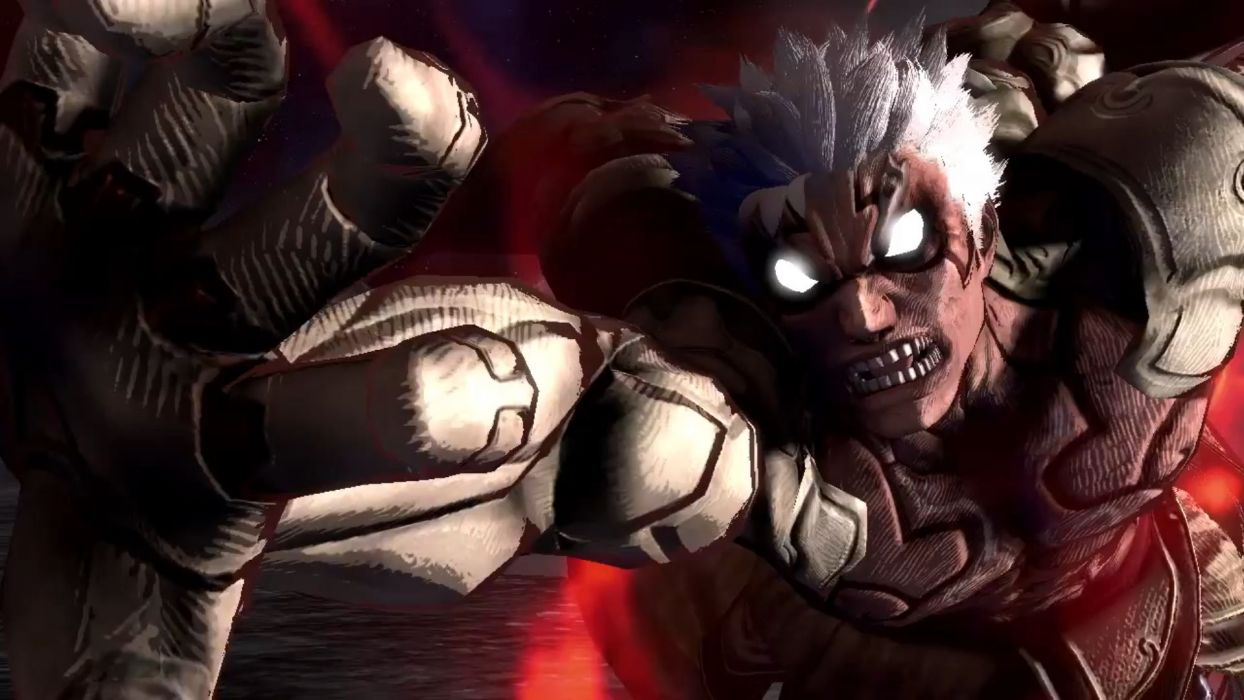 Asuras Wrath fantasy warrior              d wallpaper