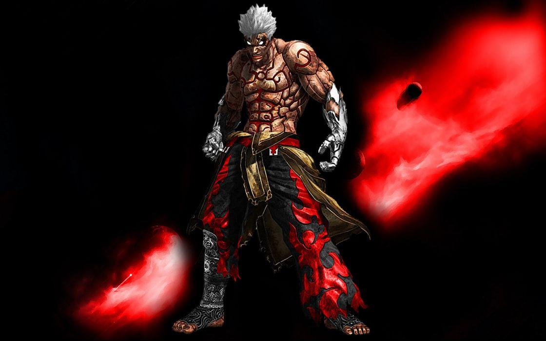 Asuras Wrath fantasy warrior            t wallpaper