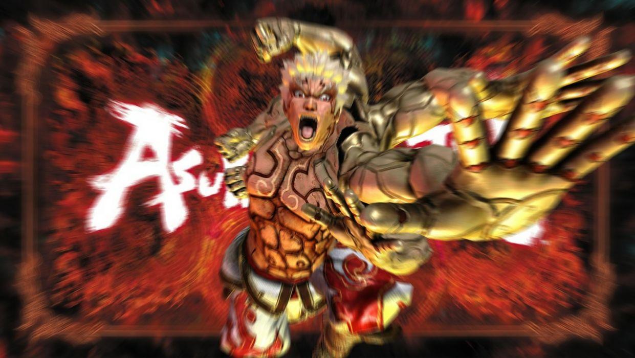 Asuras Wrath fantasy warrior      g wallpaper