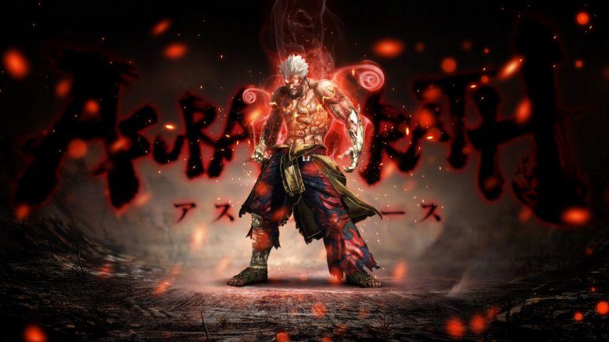 Asuras Wrath fantasy warrior f wallpaper