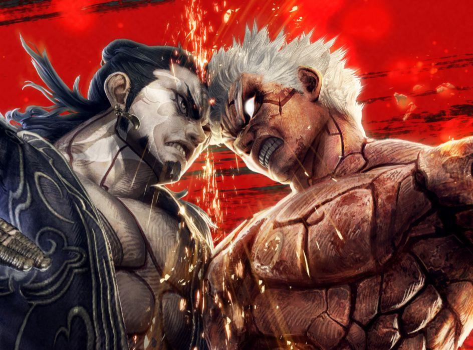 Asuras Wrath fantasy warrior battle     g wallpaper