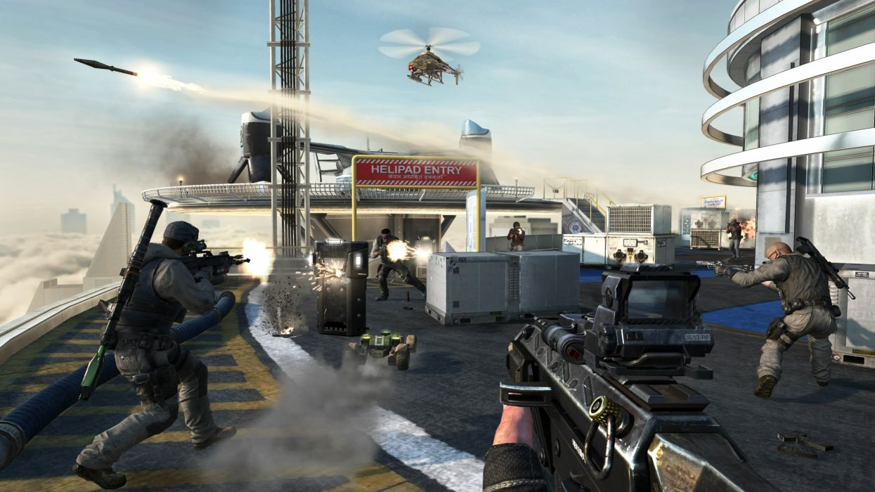 Call of Duty Black Ops 2 Uprising warrior soldier weapon gun battle        f wallpaper
