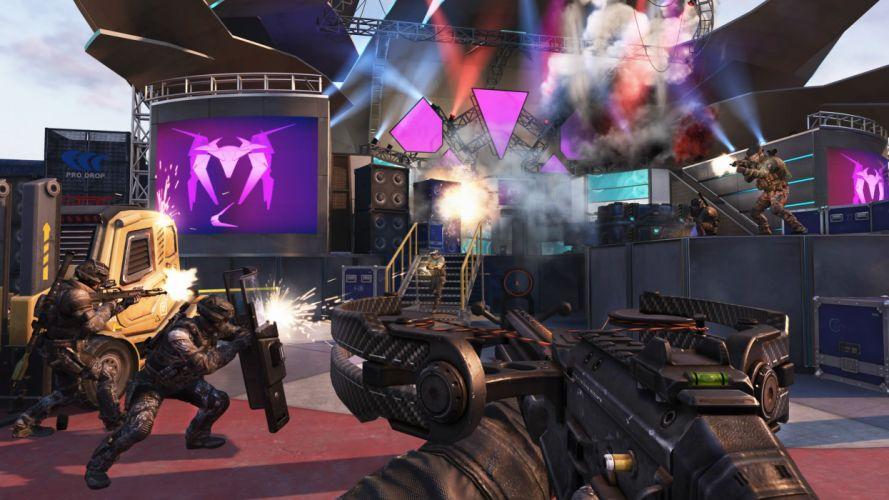 Call of Duty Black Ops 2 Uprising warrior soldier weapon gun battle g wallpaper