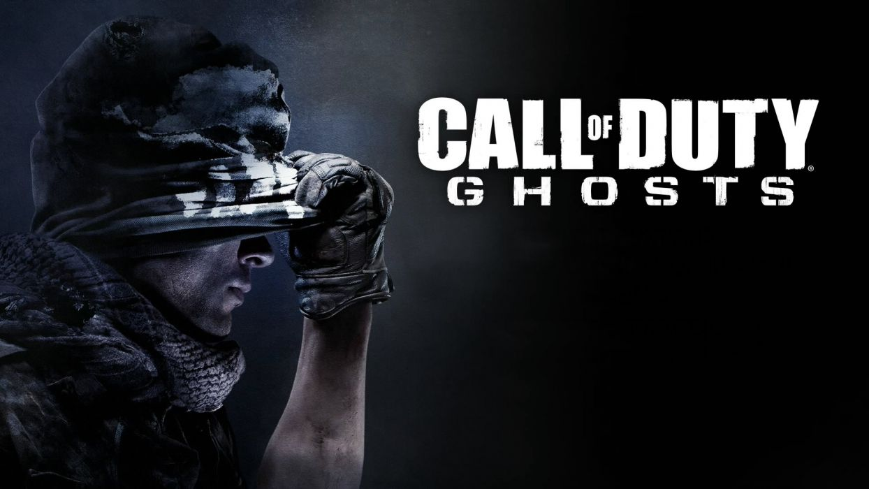 Call Of Duty Ghosts military warrior soldier     d wallpaper