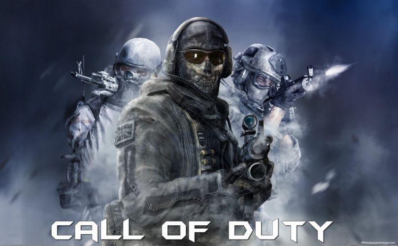 Call of Duty warrior soldier weapon gun g wallpaper