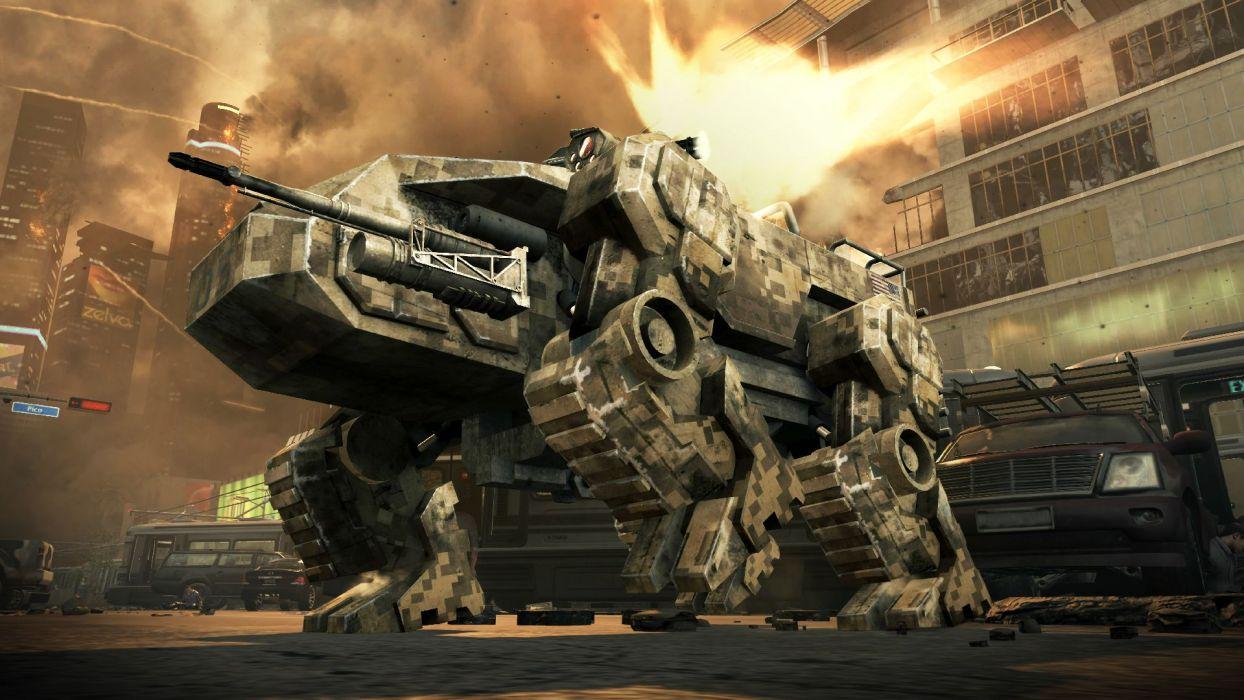 Call of Duty weapon gun mecha battle   g wallpaper