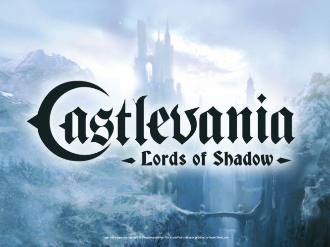 Castlevania fantasy castle d wallpaper