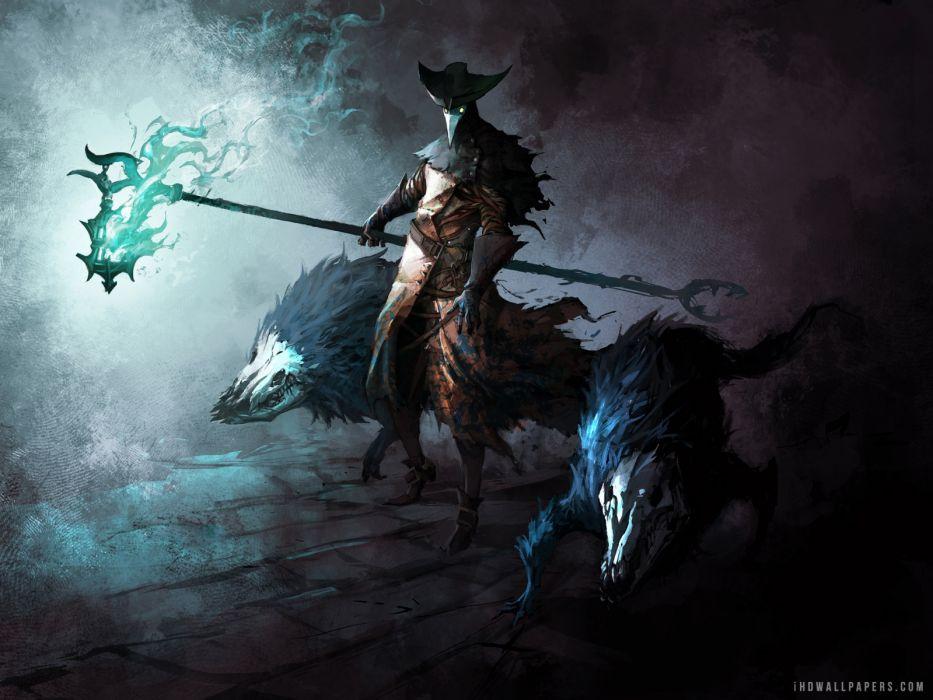 Castlevania fantasy dark warrior      nm wallpaper