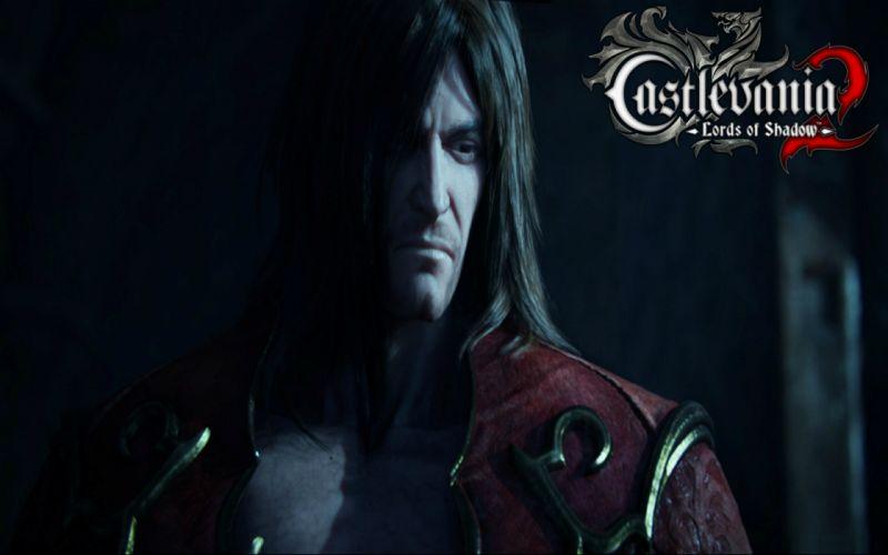 Castlevania fantasy warrior dc wallpaper