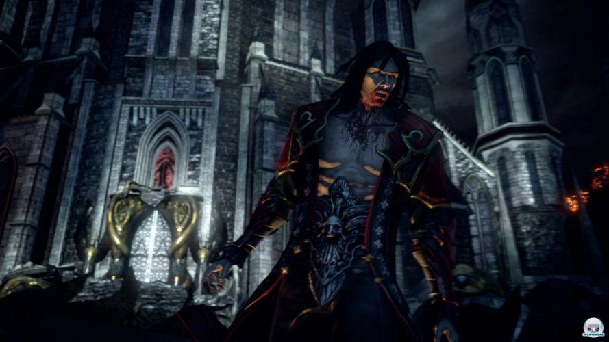 Castlevania fantasy warrior d wallpaper