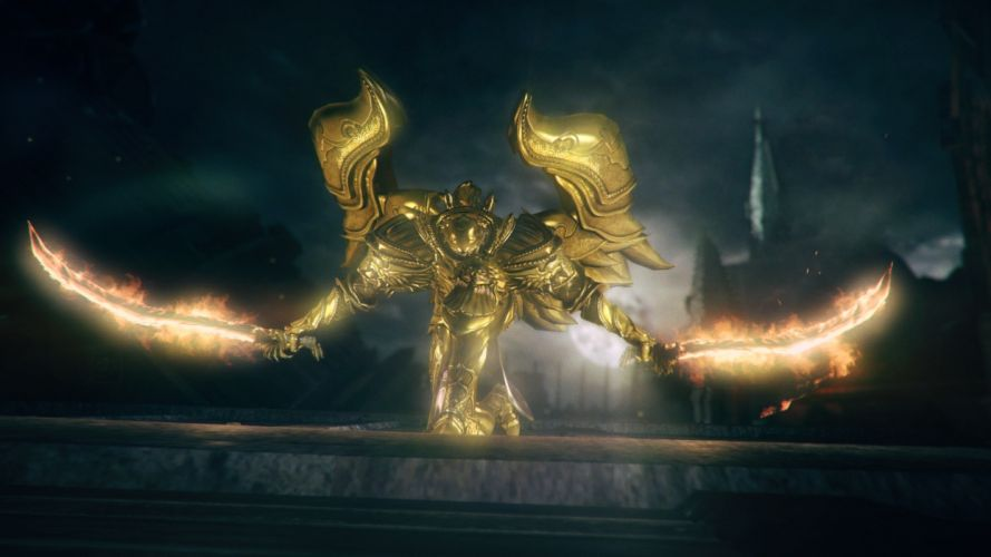 Castlevania fantasy warrior dd wallpaper