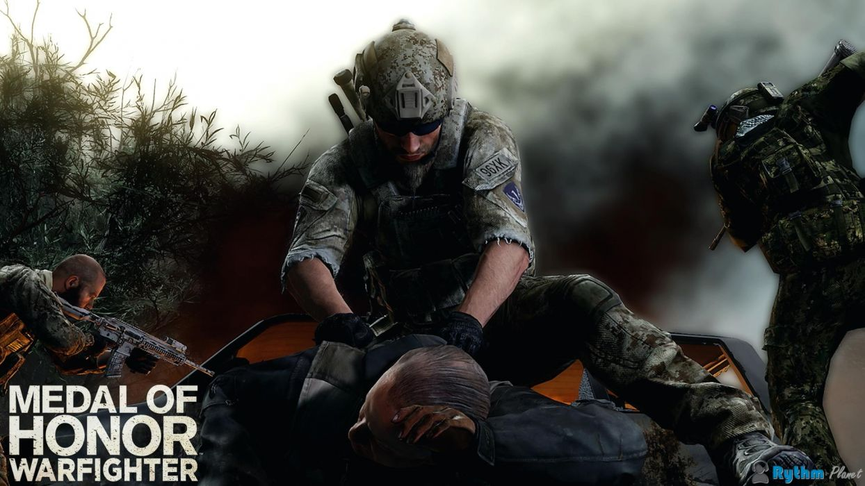 MEDAL OF HONOR warrior soldier     hg wallpaper