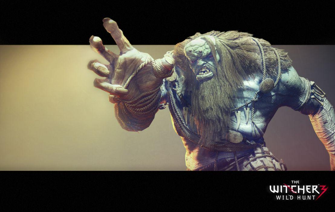 THE WITCHER fantasy monster         g wallpaper