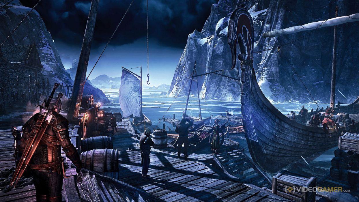 THE WITCHER fantasy warrior    fw wallpaper