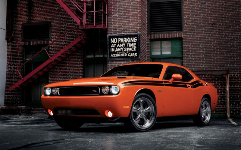 2014 Dodge Challenger R-T Classic muscle f wallpaper