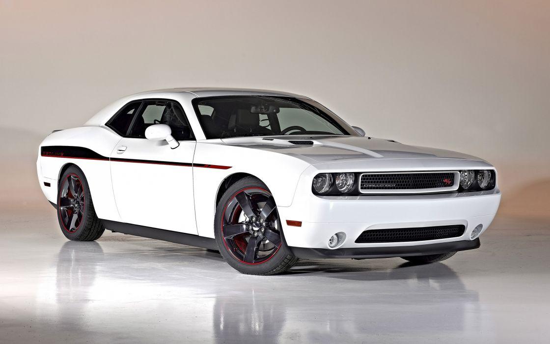 2014 Dodge Challenger R-T Redline muscle wallpaper