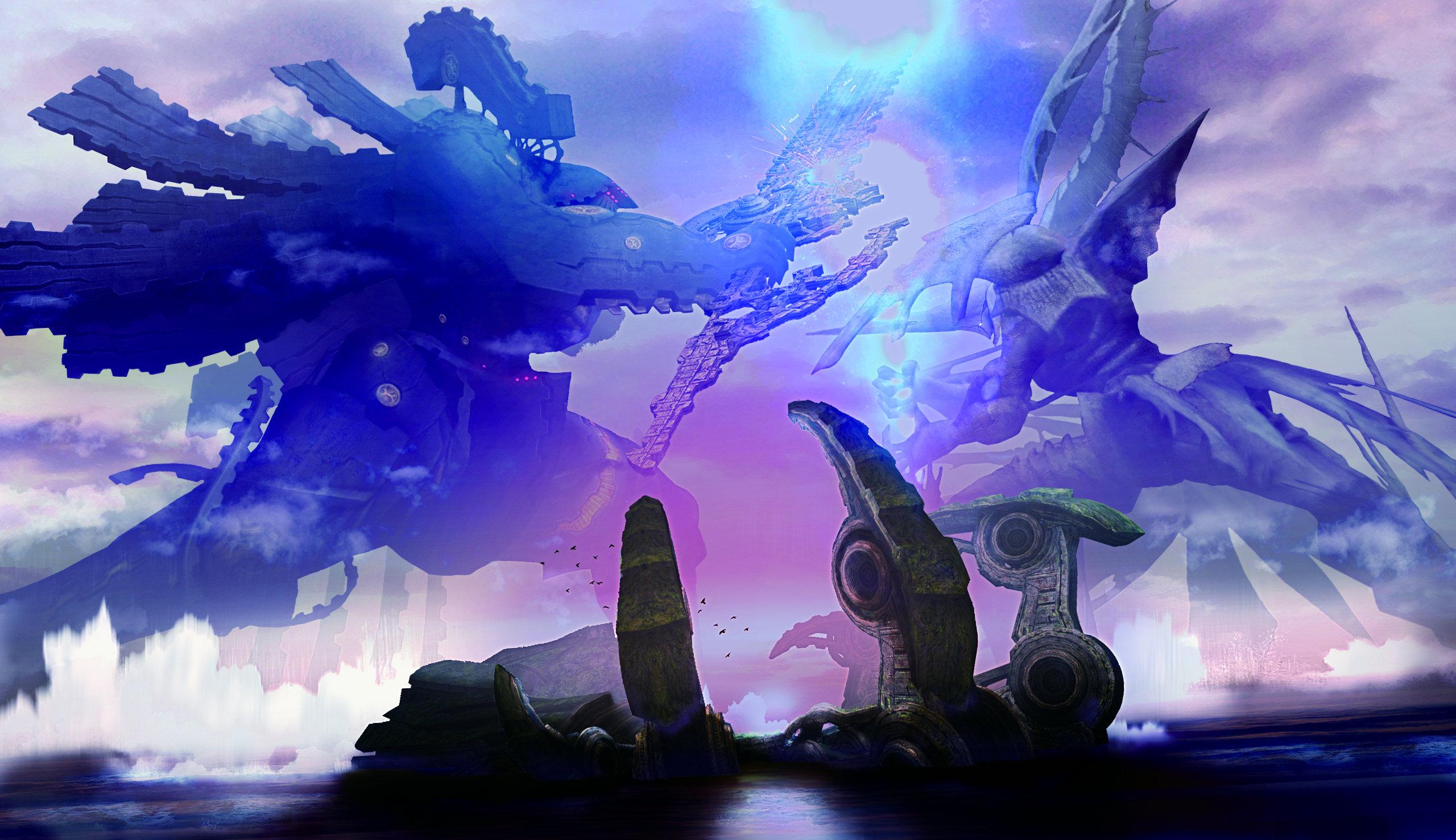 Xenoblade Chronicles a... Xenoblade Wallpaper 1600x900