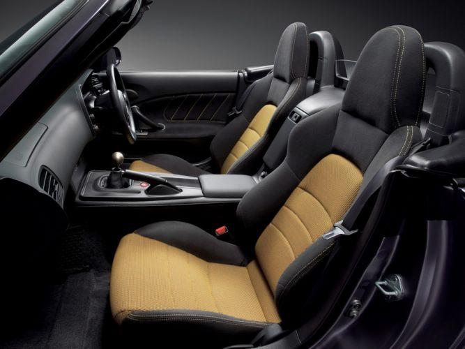 2008 Honda S2000 Type-S supercar interior g wallpaper