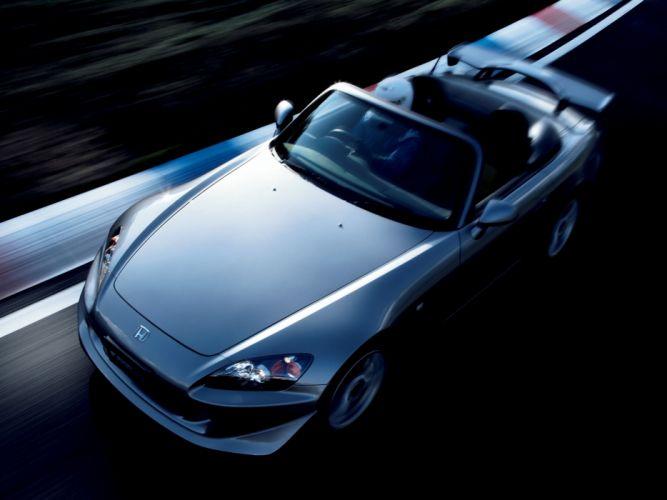 2008 Honda S2000 Type-S supercar f wallpaper