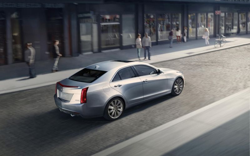2014 Cadillac ATS luxury g wallpaper